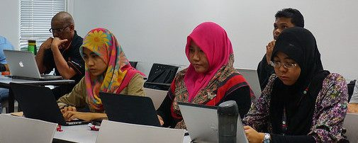 Training workshop Malaysia