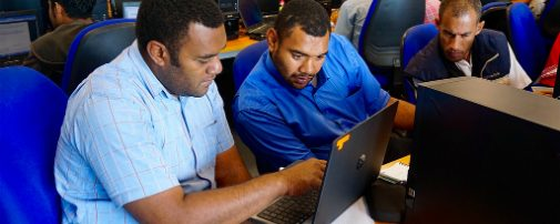 APNIC training in Fiji