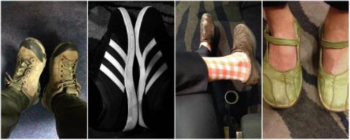 Shoes of NetHui