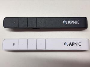 APNIC wireless presenter remote
