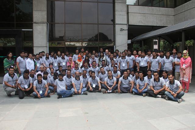 bdNOG 3 Workshop participants