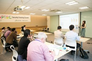 KRCERT/CC deliver APSIC Security Training Course's to prepare CERTS in the Asia Pacific region for cyber threats