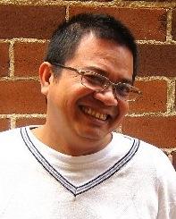 "Johar Alam Rangkuti, Administrator of OpenIXP - <a href=""http://wikimedia.or.id/wiki/Berkas:Johar_Alam.jpg"">Wikimedia Commons</a>"