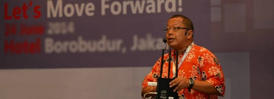 Onno Purbo, (Photo by APNIC, Aug 2015)