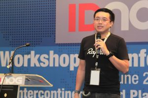 Willy Sutrisno is Chair at IDNOG