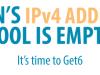 ARIN-Get6-IPv4-Address-Pool-Empty