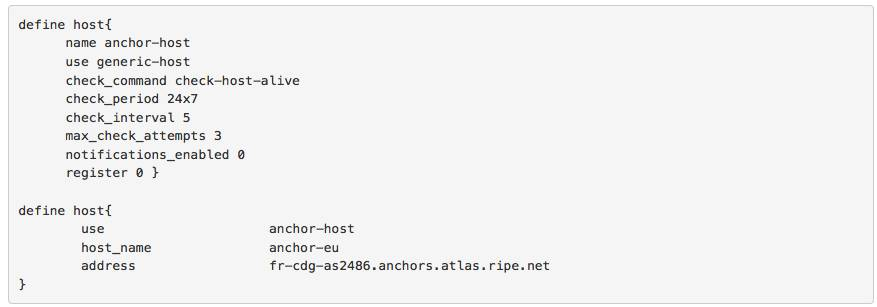 Checking your Internet Connectivity with RIPE Atlas Anchors | APNIC Blog