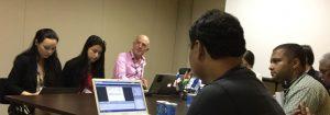 Paul Wilson at the APrIGF Multistakeholder Steering Group