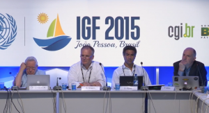 Paul Wilson at the IGF 2015: Extend mandate, strengthen institution