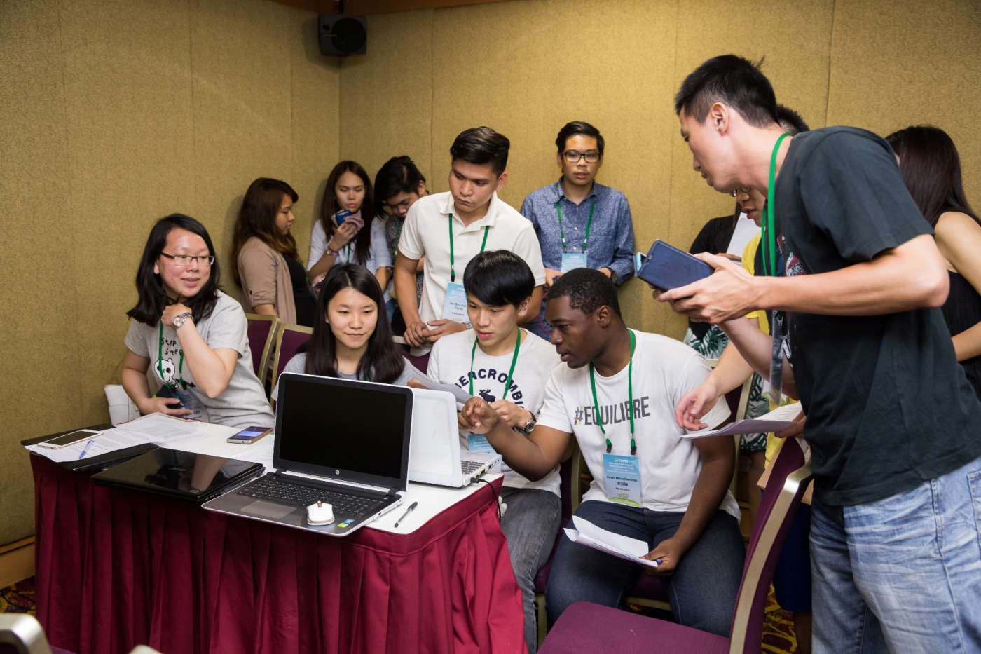 "There was a high level of participation during workshops and sessions Photo: <a href=""https://2016.aprigf.asia/photo-gallery/july-26-day-0/"" target=""_blank"">APrIGF</a>"