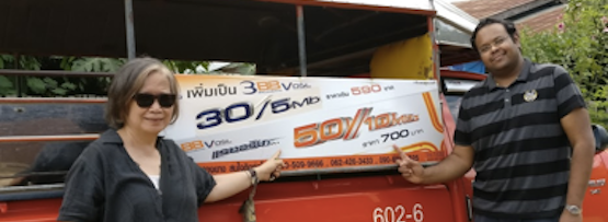 THSeries: Can-do attitude continues to bring Internet to Thailand