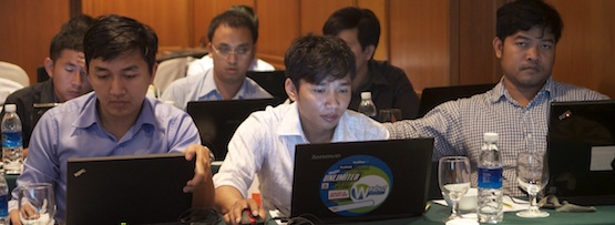 Network security and packet analysis workshop to be held in Cambodia this March