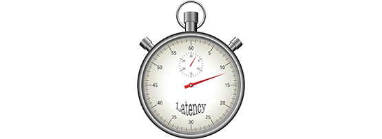 The value of measurements: network latency