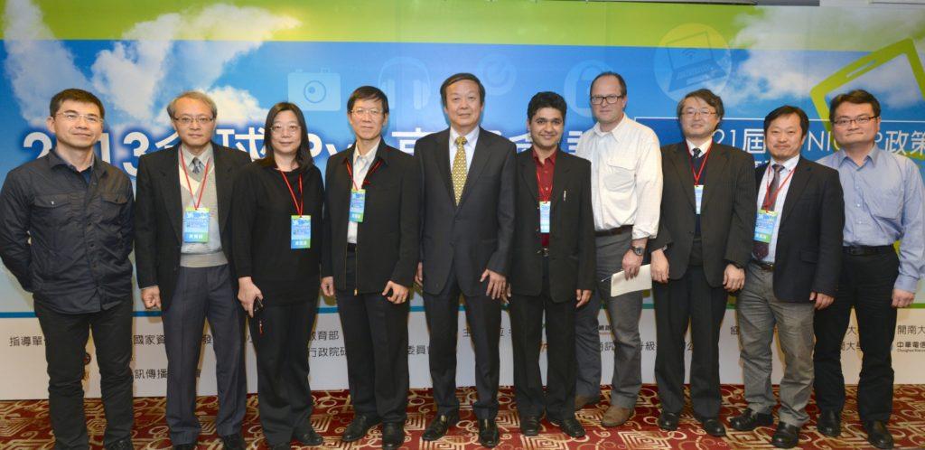 IPv6 Summit 2013.