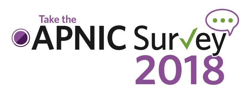 EC Response to 2018 APNIC Survey published