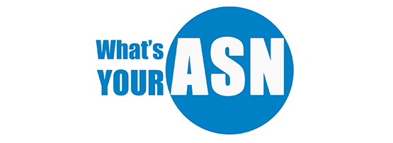 how to get my asn number