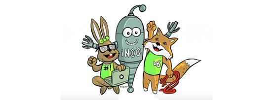 iNOG, a non-traditional NOG