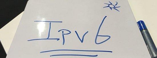IPv6? Nobody uses IPv6