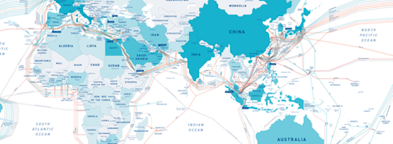 Chasing Shannon's limit – submarine cable fibre optic communications