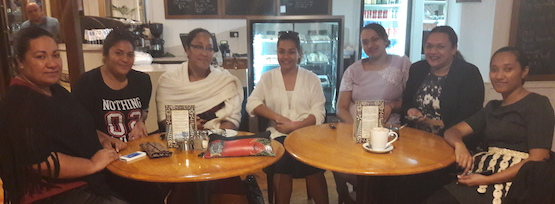 Women in ICT: free coffee first step to change in Tonga