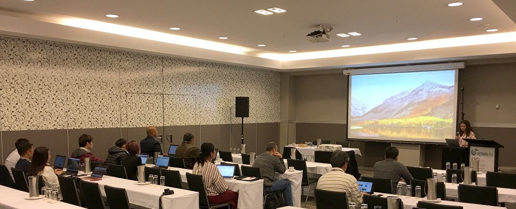 DNSSEC tutorial at APAN46