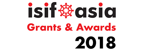 ISIF Asia 2018 Grants and Awards winners