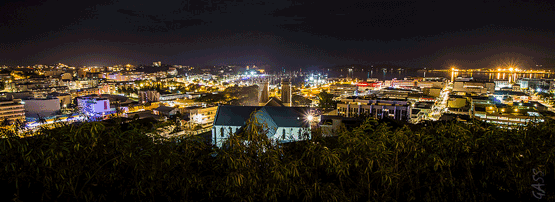 Capital of New Caledonia, Nouméa. Image credit Laurent Gass