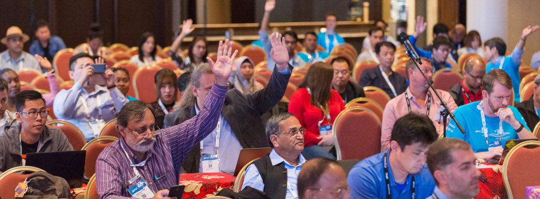 Three policy proposals up for community discussion at APNIC 49