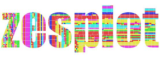 Zesplot: visualizing IPv6 address space