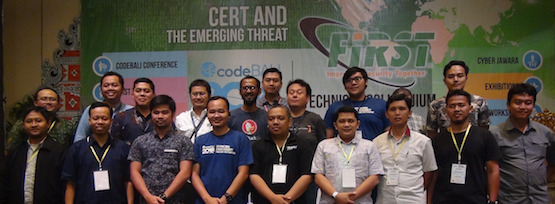 Security events foster next generation