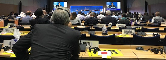 Takeaways from ITU Plenipotentiary Conference 2018