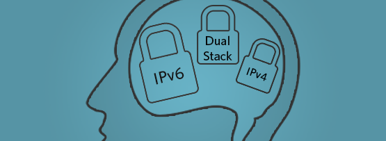 Think IPv6 when it comes to security