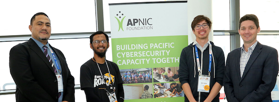 Security FIRST at APRICOT 2019
