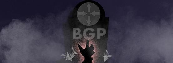 BGP zombies