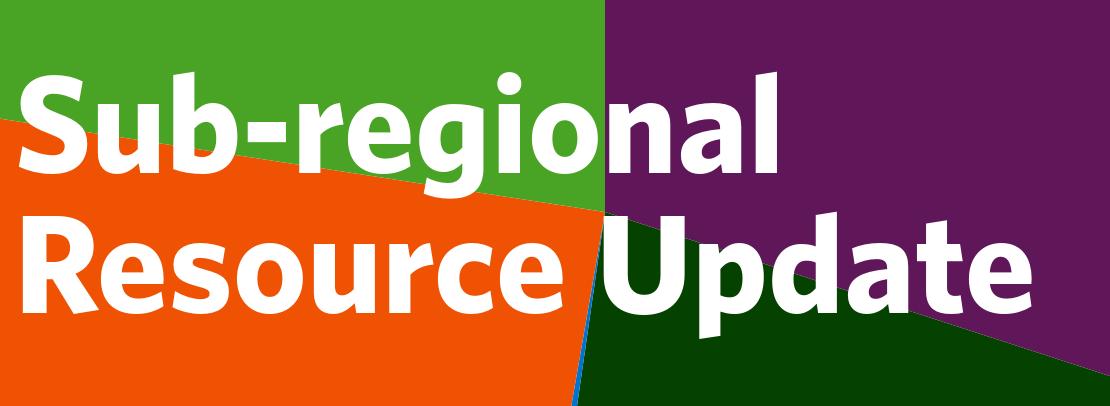 Sub-regional Resource Update: South Asia