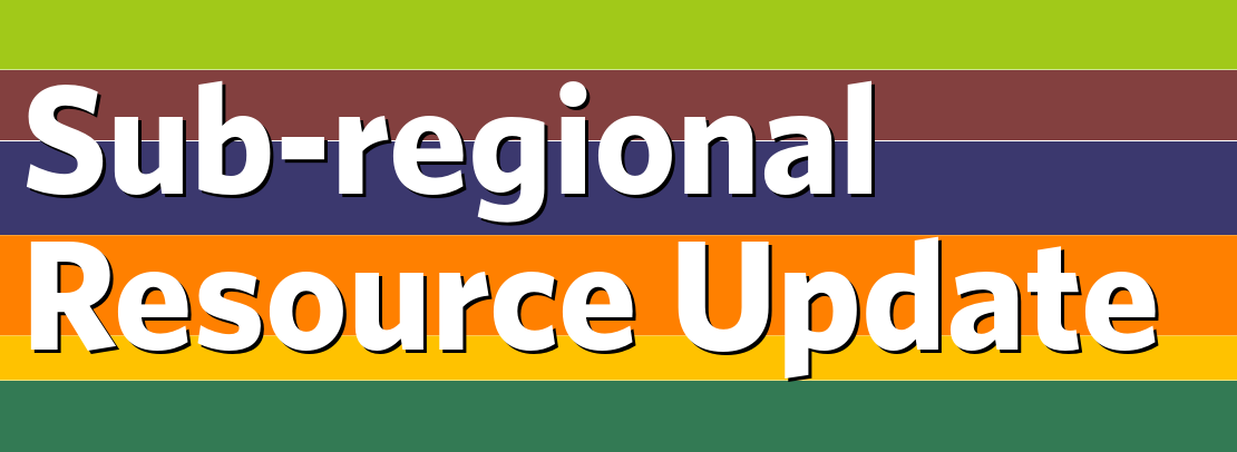 Sub-regional Resource Update: South East Asia