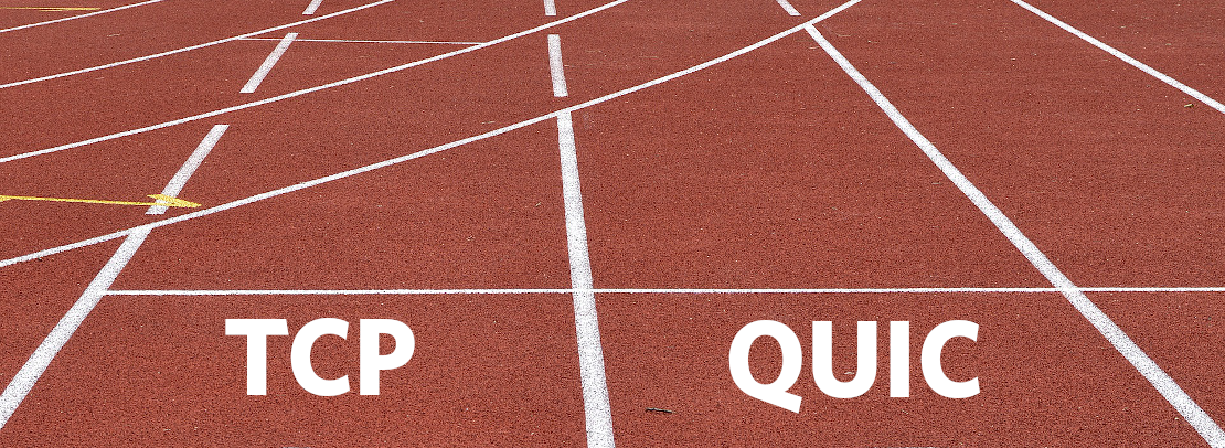 Does TCP keep pace with QUIC?