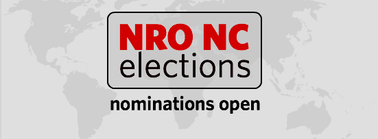 Nominations now open for NRO NC Election 2020