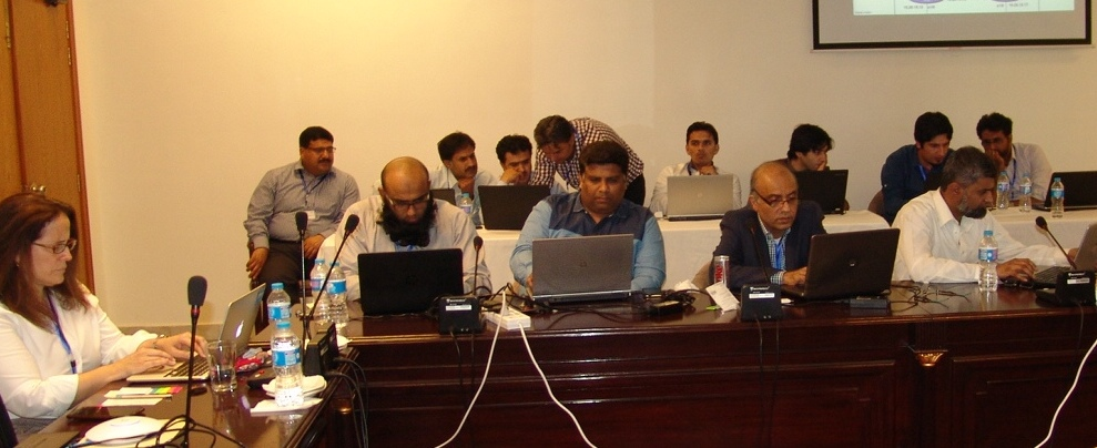 IXP design and implementation training