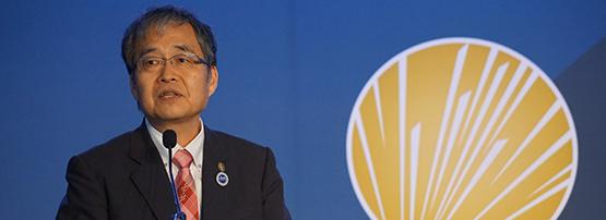 Shigeki Goto awarded Japan's Order of the Sacred Treasure