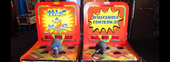 Whacamole game