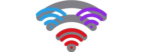 Wifi multiple channels