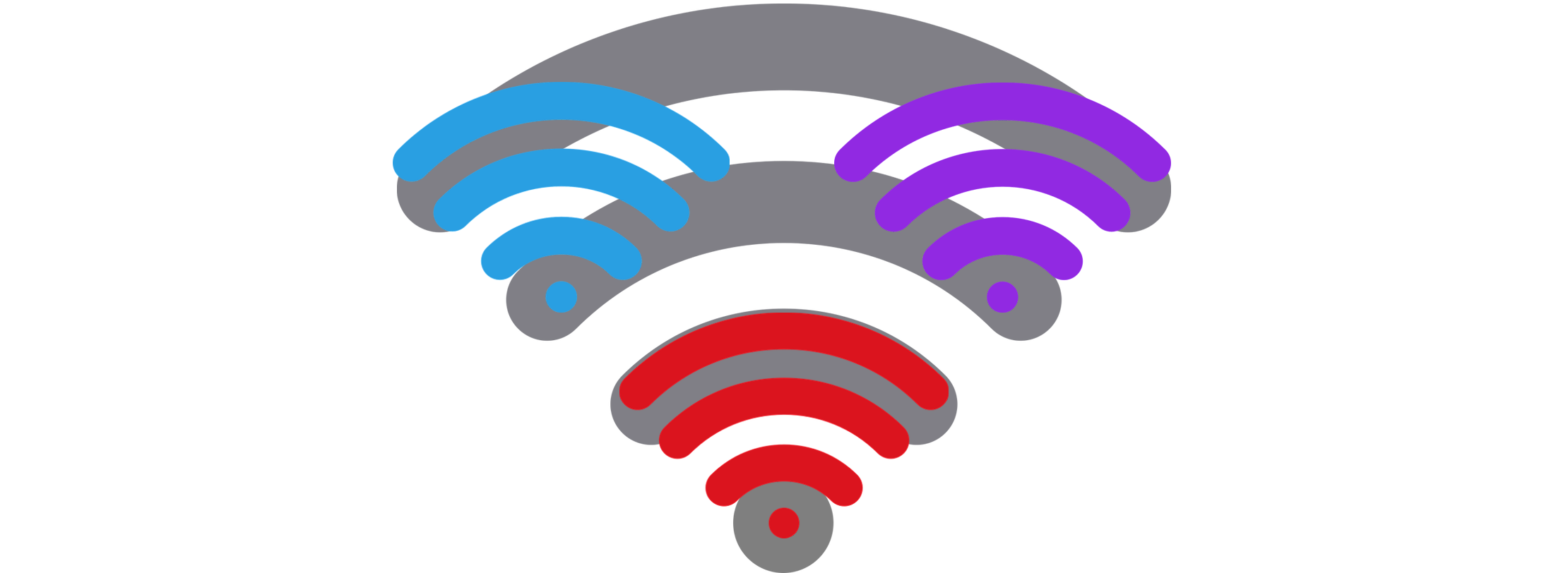 Using multiple rates and multiple channels to improve wireless performance