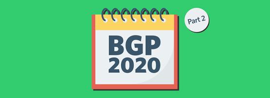 BGP in 2020 — BGP Update Churn
