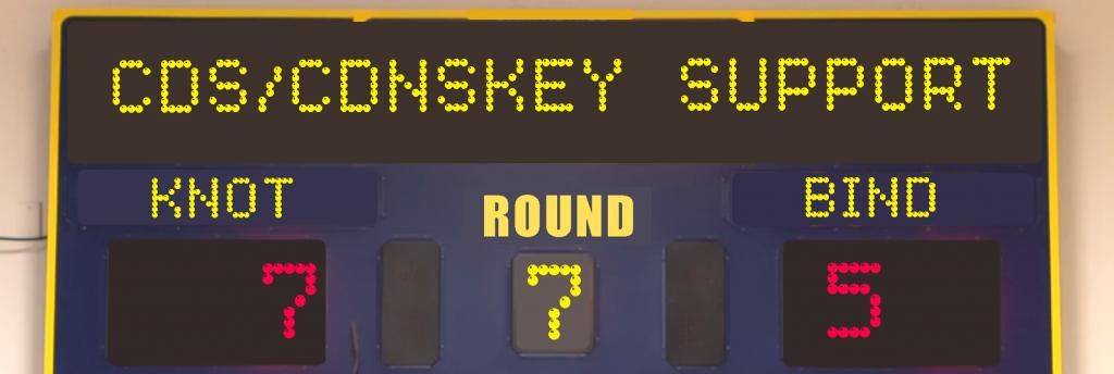 Knot vs Bind Round 7