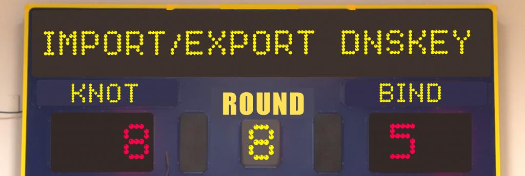Knot vs Bind Round 8