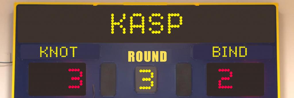 Knot vs Bind Round 3