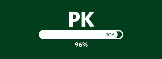 Pakistan ROA 96%