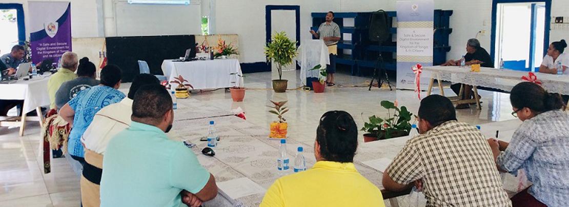 CERT Tonga mitigates risk with awareness
