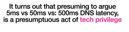 Figure 2 — Tech privilege.
